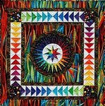 BEcolourful pattern by Jacqueline de Jonge